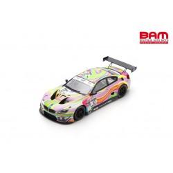 SPARK 18SB022 BMW M6 GT3 N°10 Boutsen Ginion 24H Spa 2020 Ojjeh-Vannelet-Lessennes-Klingmann