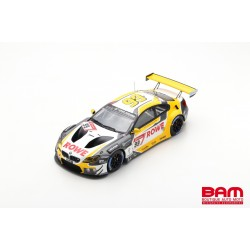 SPARK 18SG045 BMW M6 GT3 N°99 ROWE RACING 1er 24H Nürburgring 2020 Sims-Catsburg-Yelloly