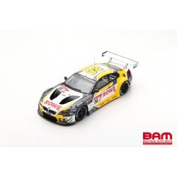 SPARK 18SG049 BMW M6 GT3 N°98 ROWE RACING 4ème 24H Nürburgring 2020 Wittmann-Blomqvist-Eng
