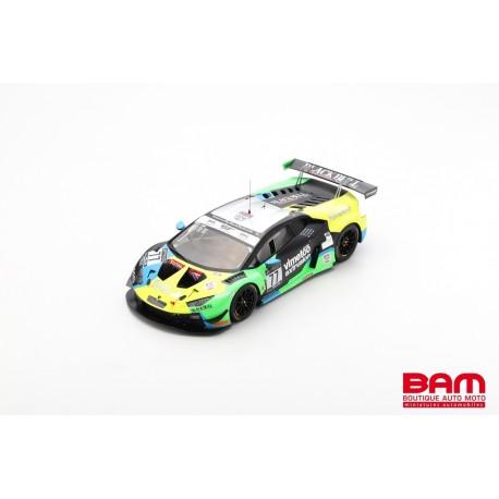 SPARK 18SB021 LAMBORGHINI Huracán GT3 Evo N°77 Barwell Motorsport 1er Pro-AM Cup 24H Spa 2020