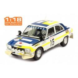IXO18RMC044C Peugeot 504 Ti #15 - 2eme Rallye du Maroc 1976