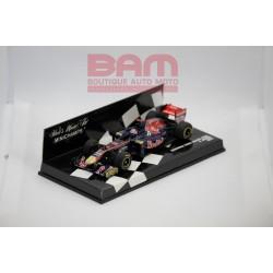 MINICHAMPS 410110018 TORO ROSSO STR6 FI 2011 No18 BUEMI
