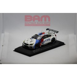 MINICHAMPS 437172643 BMW M6 GT3 SCHNITZER N°43 NURBURG 17