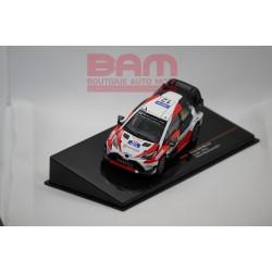 IXO RAM656 TOYOTA YARIS WRC N°12 LAPPI FINLANDE 17