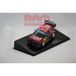 IXO RAM699 CITROEN C3 WRC N°1 MONTE CARLO 2019
