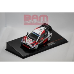 IXORAM722 TOYOTA YARIS WRC N°8 MC19 TANAK