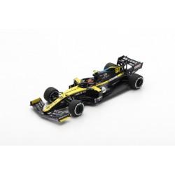 SPARK S6486 RENAULT R.S. 20 N°31 Renault DP World F1 Team 2ème Sakhir GP 2020 Esteban Ocon