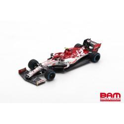 SPARK S6493 ALFA ROMEO Racing ORLEN C39 N°99 GP Turquie 2020