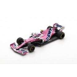 SPARK S6475 RACING POINT RP20 N°18 BWT Racing Point F1 Team 7ème Styrie 2020 Lance Stroll