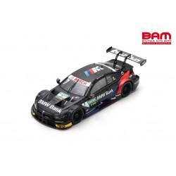 SPARK SG637 BMW Bank M4 N°7 BMW TEAM RMG DTM Hockenheim 2019 Bruno Spengler (500ex.)