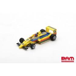 SPARK S3936 COPERSUCAR F6 N°14 GP Afrique du Sud 1979 Emerson Fittipaldi