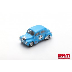 SPARK S5225 RENAULT 4CV 1063 N°53 24H Le Mans 1952 Y. Lesur - A. Briat