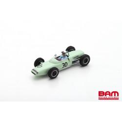 SPARK S7445 LOTUS 18-21 N°30 GP France 1961 Henry Taylor
