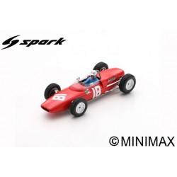 SPARK S7452 LOTUS 18-21 N°18 GP Pau 1962 Nino Vaccarella