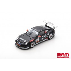 SPARK S8502 PORSCHE 911 GT3 Cup N°8 Champion Porsche Carrera Cup Brésil 2018 Werner Neugebauer