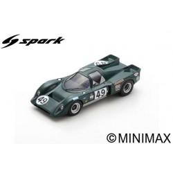 SPARK S9402 CHEVRON-FORD B16 N°49 24H Le Mans 1970 I. Skailes - J. Hine