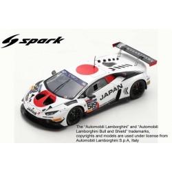 SPARK S9607 LAMBORGHINI Huracn GT3 evo N°519 - Team Japan Vainqueur FIA Motorsport Games GT Cup Vallelunga 2019