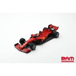 LOOKSMART LS18F1033 FERRARI Scuderia SF1000 N°5 Scuderia Ferrari GP Turquie 2020 Sebastian Vettel