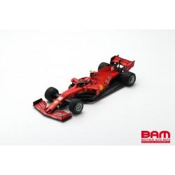 LOOKSMART LS18F1034 FERRARI Scuderia SF1000 N°16 Scuderia Ferrari GP Turquie 2020 Charles Leclerc