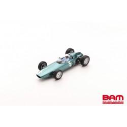 SPARK 18S546 BRM P57 N°5 2ème GP Monaco 1963 Richie Ginther