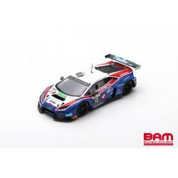SPARK SB284 LAMBORGHINI Huracán GT3 N°10 Ombra Racing 24H Spa 2016 M. Beretta - G. Berton - S. Costantini - S. Gattuso (300ex.)