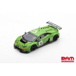 SPARK SB286 LAMBORGHINI Huracán GT3 N°19 GRT Grasser Racing Team 24H Spa 2016 A. Piccini - L. Stolz - M. Beretta (300ex.)