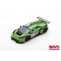 SPARK SB285 LAMBORGHINI Huracán GT3 N°16 GRT Grasser Racing Team 24H Spa 2016