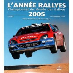 L'Année RALLYE 2005