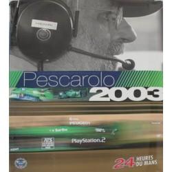 PESCAROLO & LE MANS 2003