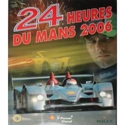 Annuel 24 HEURES DU MANS 2006