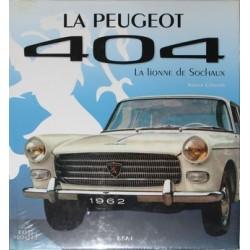 PEUGEOT 404 LA LIONNE DE SOCHAUX