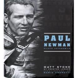 PAUL NEWMAN PILOTE AUTOMOBILE