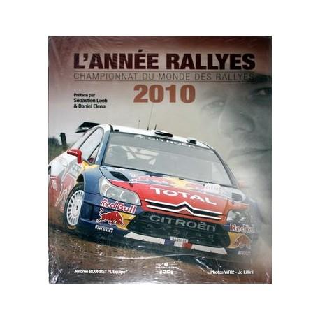 L'ANNEE RALLYES 2010