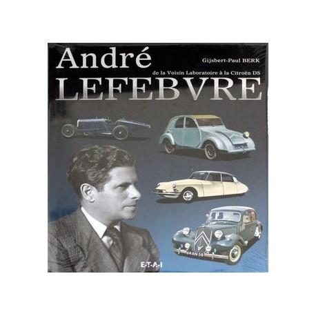 ANDRE LEFEBVRE DE LA VOISIN A LA DS