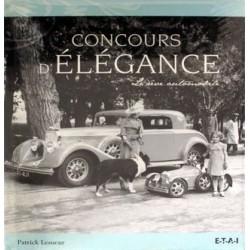 CONCOURS D'ELEGANCE LE REVE AUTOMOBILE