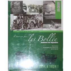 LES BOLLEE HOMMES DE LEGENDE 1814/1924