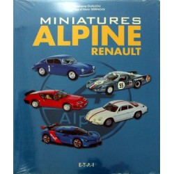 MINIATURE ALPINE RENAULT
