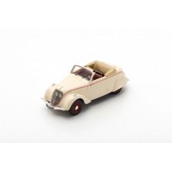 MILEZIM Z0075 PEUGEOT 202 Cabriolet 1939 (1/43)