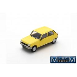 MILEZIM Z0100 RENAULT 5 TS 1975 (1/43)
