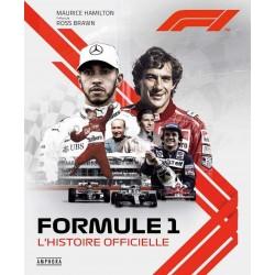 FORMULE 1 L'HISTOIRE OFFICIELLE