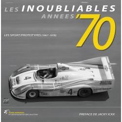 LES INOUBLIABLES ANNEES 70 TOME 2
