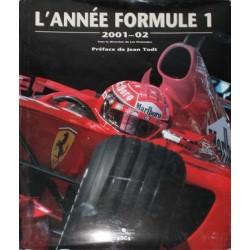 L' ANNEE FORMULE 1 2001