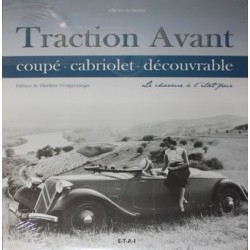 TRACTION AVANT COUPE-CABRIOLET-DECOUVRAB