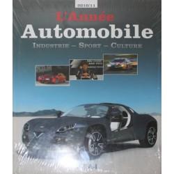 L'ANNEE AUTOMOBILE 2010 - 2011