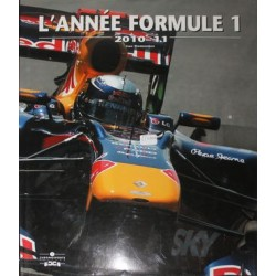 L'ANNEE FORMULE 1 2010 - 2011
