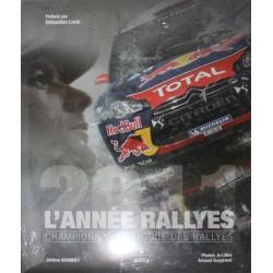 L'ANNEE RALLYES 2011