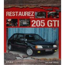 RESTAUREZ VOTRE 205 GTI