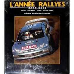 L'ANNEE RALLYES 2000-2001