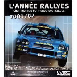 L'ANNEE RALLYES 2001/02