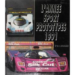 L'ANNEE SPORT PROTOTYPES 1991